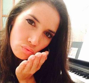 India Martínez manda un beso