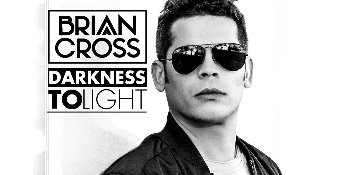 'Darkness to light', segundo álbum de Brian Cross
