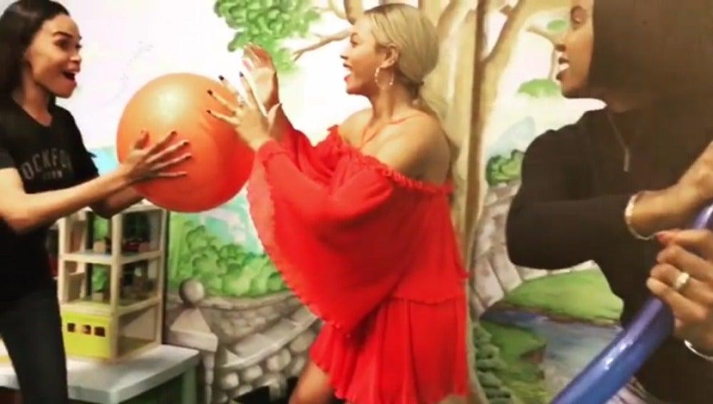 Destiny's Child en su #mannequinchallenge
