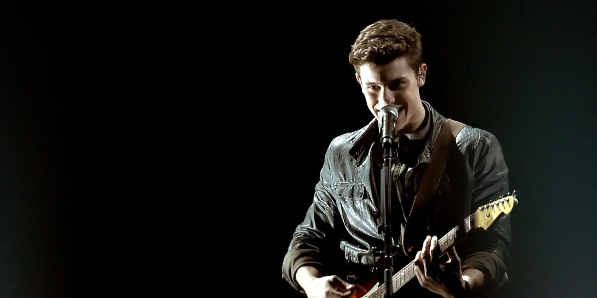 Así suena el primer single del MTV Unplugged de Shawn Mendes