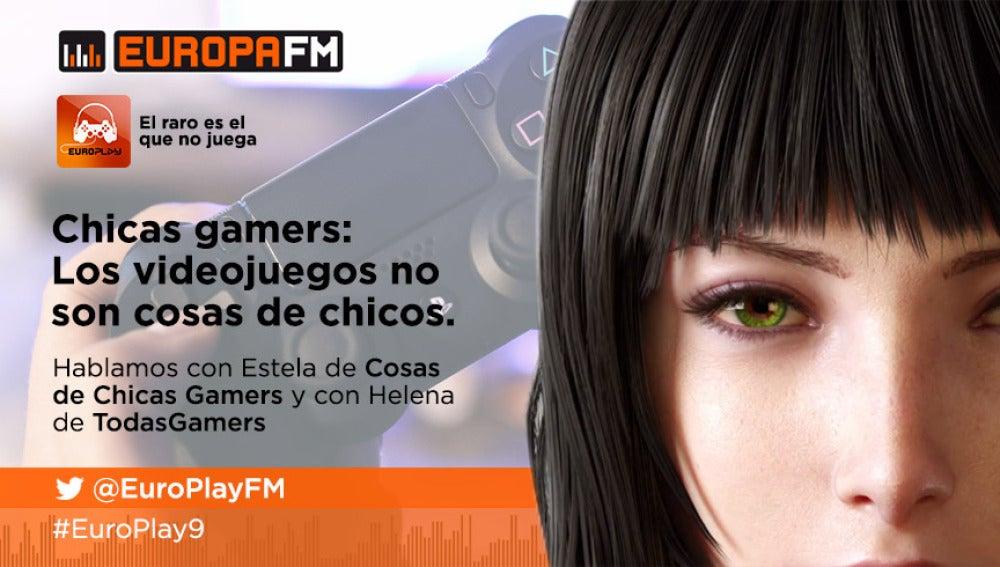 Entrevista en EuroPlay: Chicas Gamers