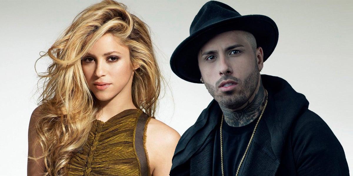 Shakira trabaja junto a Nicky Jam en una nueva canción