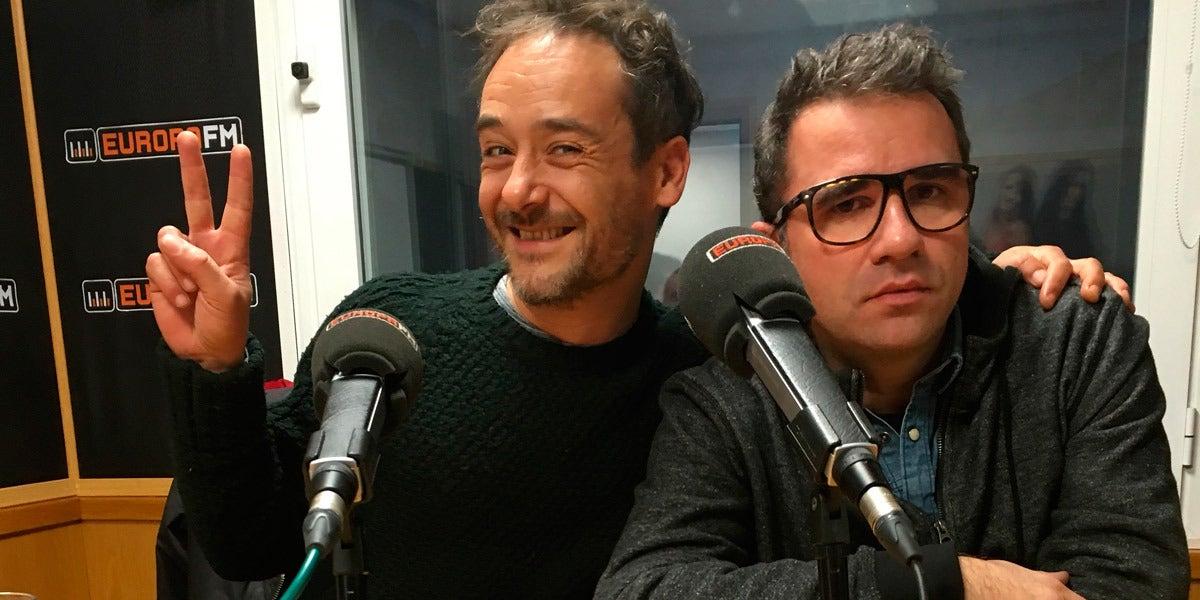 Love of Lesbian en Europa FM