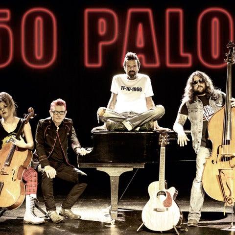 Gira 50 PALOS de Jarabe de Palo
