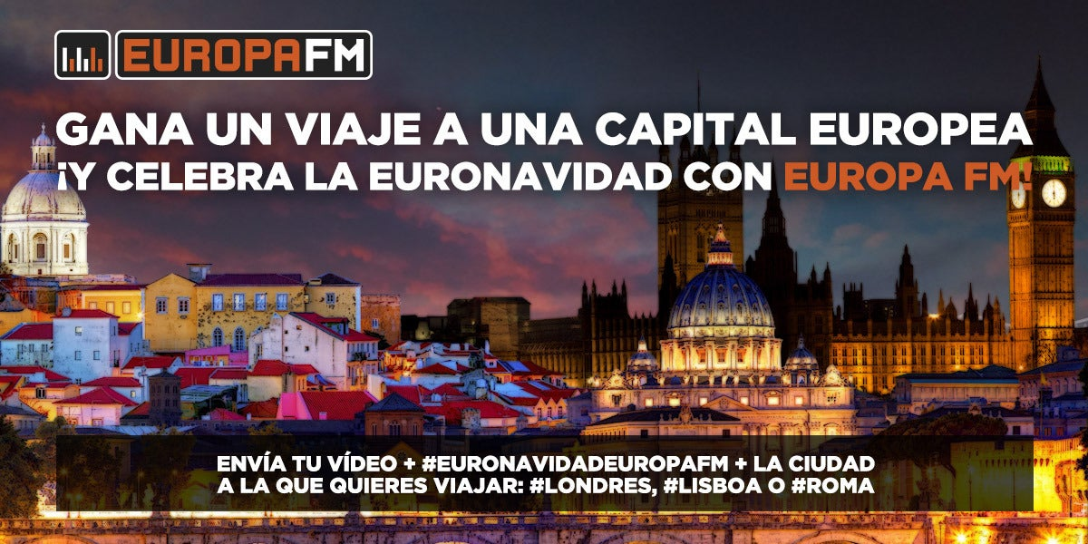 Concurso #EuroNavidadEuropaFM