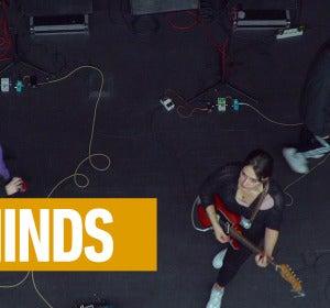 Sesión personal con 'Hinds' | Sesiones Personales, Floox Music, Música