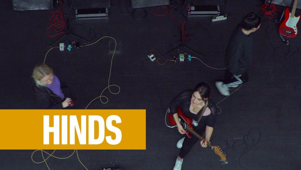 Sesión personal con 'Hinds'   Sesiones Personales, Floox Music, Música
