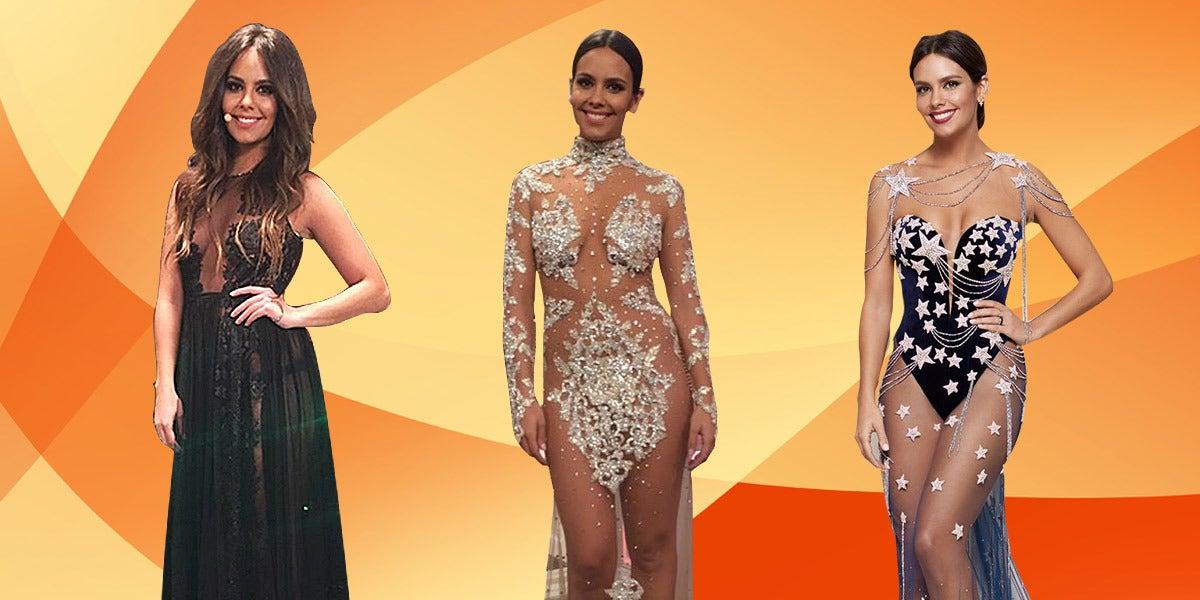 0ab1e1edb Cuál de los vestidos que ha lucido Cristina Pedroche en las ...