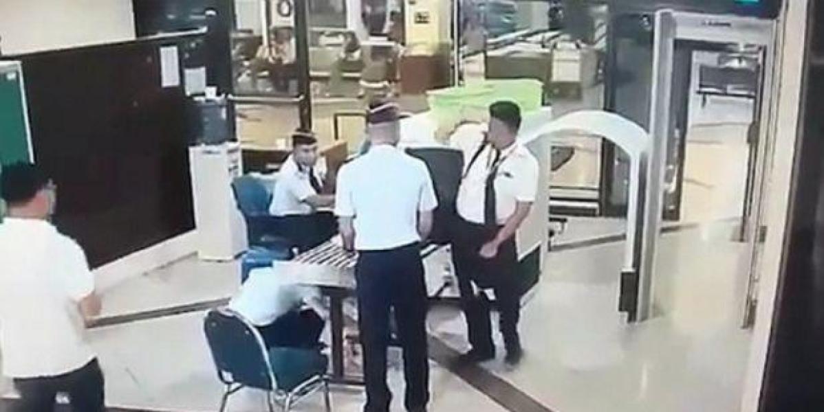Un piloto aparece borracho en el aeropuerto dispuesto a pilotar el avión