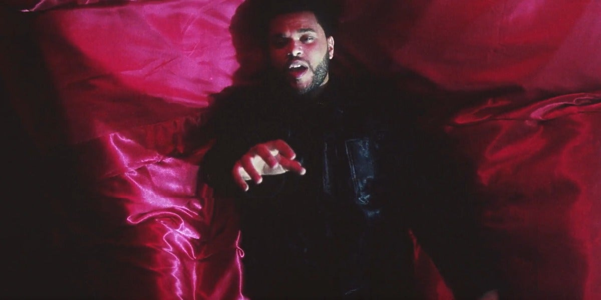 The Weeknd, 'Party Monster'
