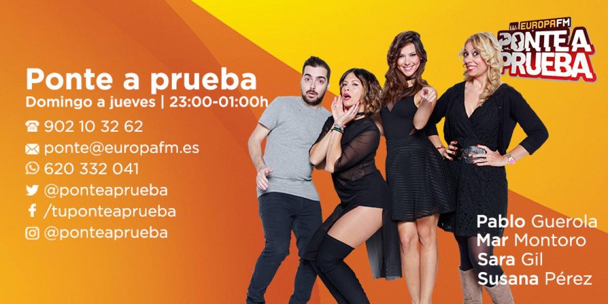 Ponte A Prueba 2017 - Pablo, Mar, Sara y Susana