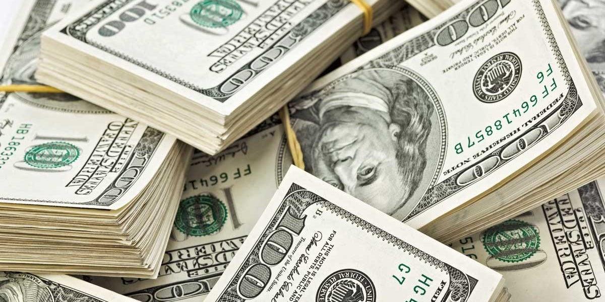 Billetes del dólar