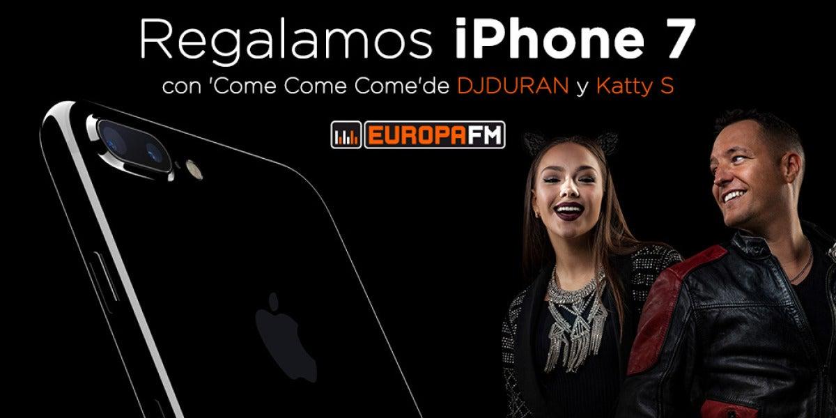 Mes D DJDURAN en Europa FM