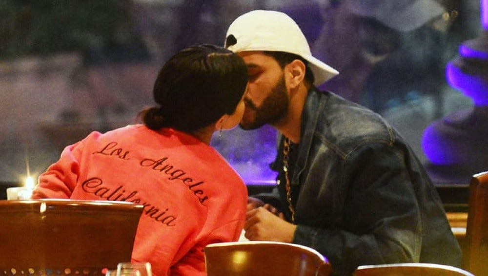 Selena Gomez y The Weeknd no ocultan su amor