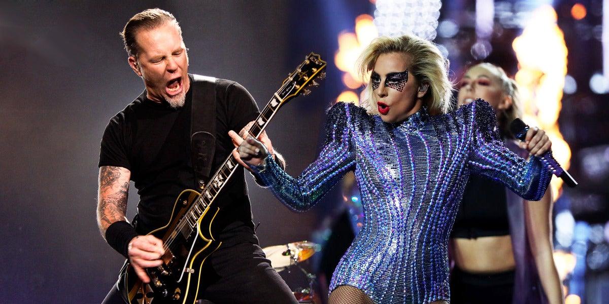 Lady Gaga actuará con Metallica en los Grammy 2017