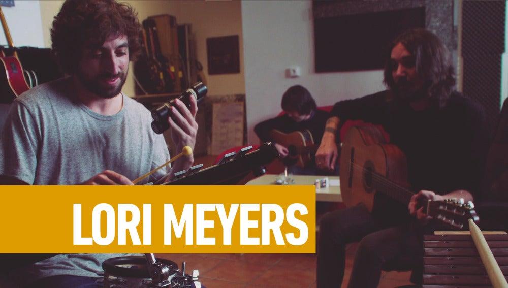 Sesión personal con 'Lori Meyers' | Sesiones Personales, Floox Music, Música