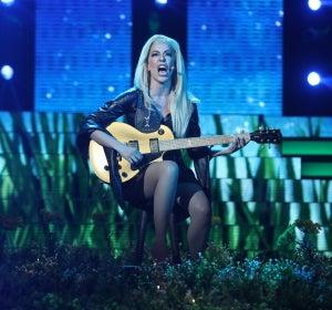 Beatriz Luengo Lady Gaga