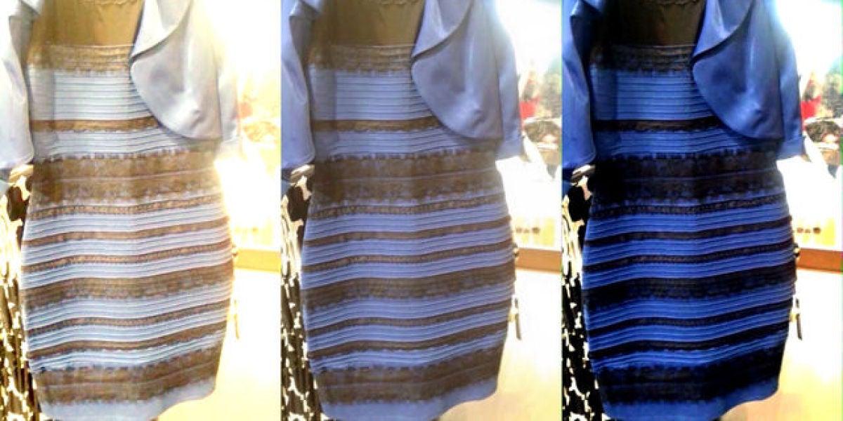 El vestido de la discordia