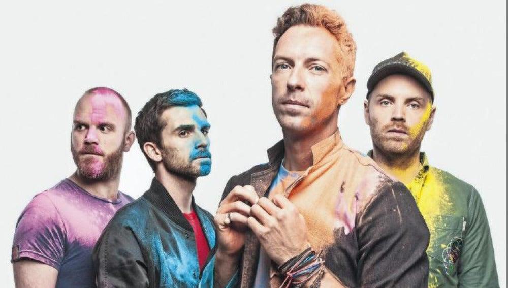 Coldplay anuncia nuevo EP, 'Kaleidoscope'