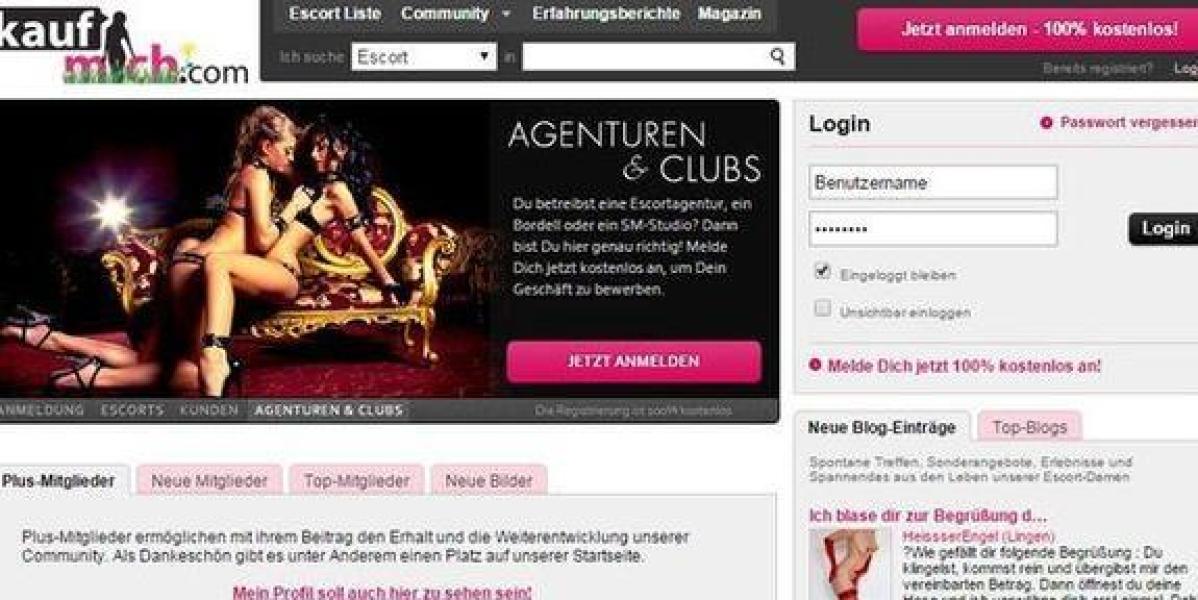"""Buscan un """"catador de prostitutas"""" en un burdel de Berlín"""