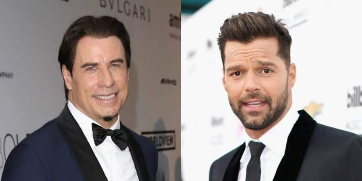 Ricky Martin confiesa el nombre de su amor platónico