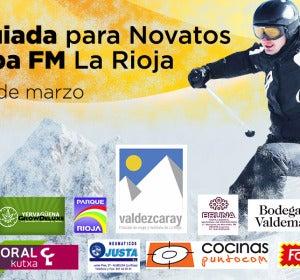 VIII Esquiada para Novatos de Europa FM La Rioja