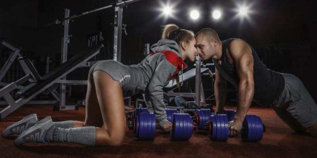 El Crossfit mejora tu vida sexual