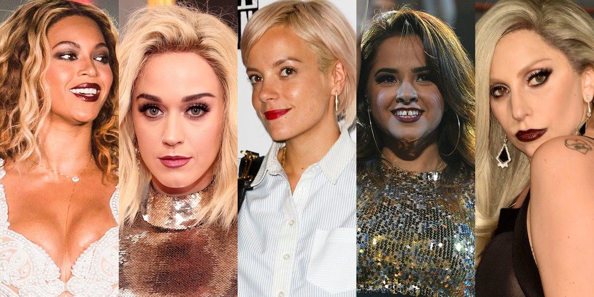 6 cantantes que han copiado descaradamente a otras