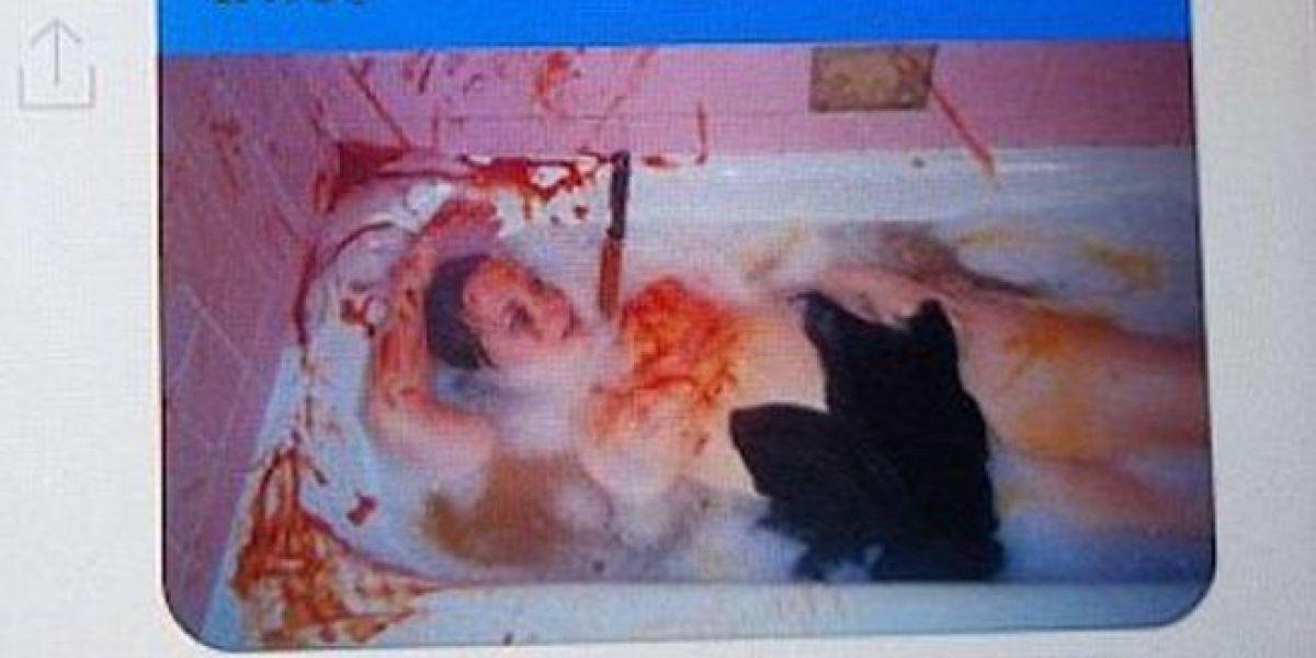Finge asesinar a su mujer en una bañera