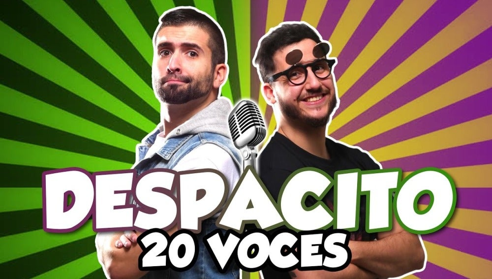 Keunam - Varieté e idas de olla - Luis Fonsi - Despacito (Parodia) 20 voces famosas