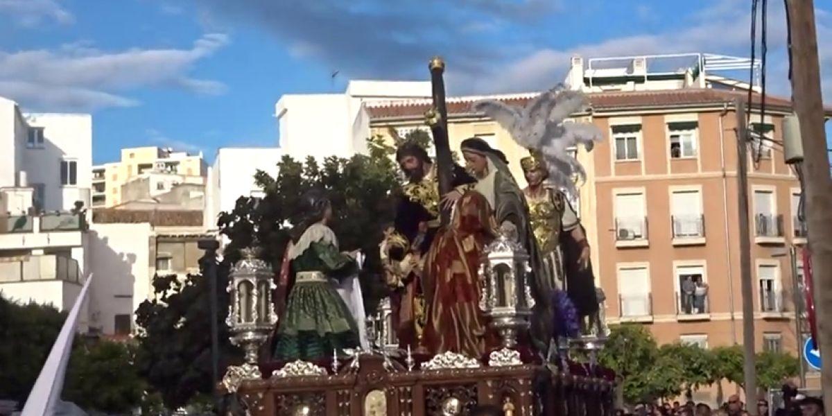 Frame 5.857296 de: Se buscan costaleros para esta Semana Santa en Málaga