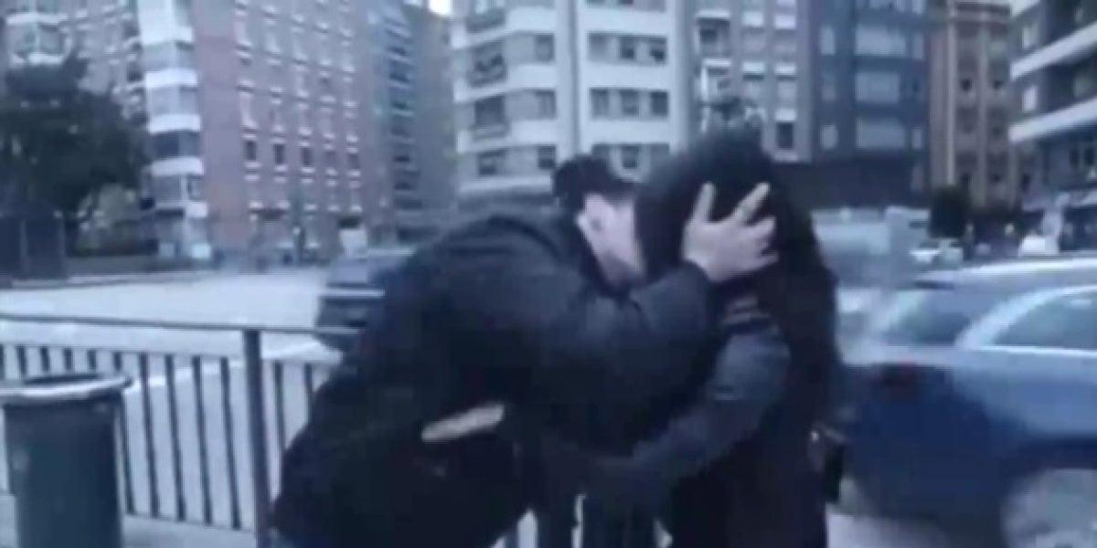 Wilson Alfonso, youtuber condenado por abusos sexuales al robar besos a desconocidas