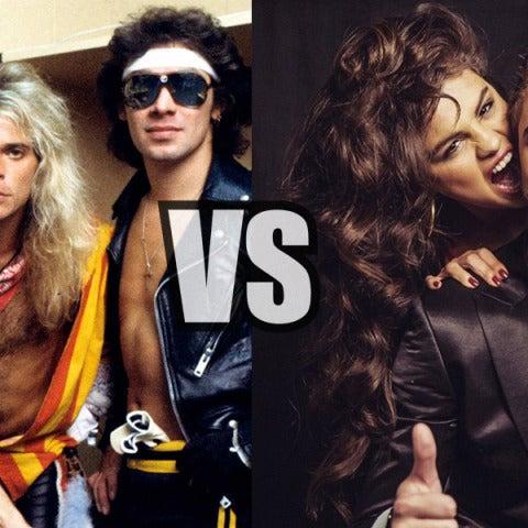 Van Halen VS Zedd & Selena Gomez