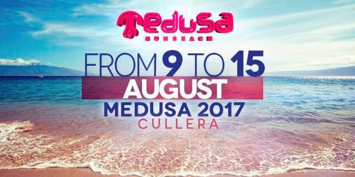 Medusa Sunbeach Festival 2017