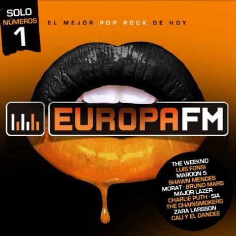 Portada de Europa FM: El Disco 2017