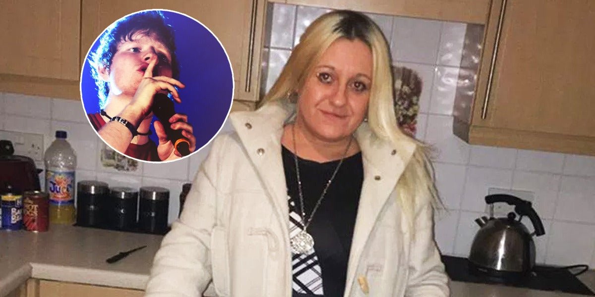 Mujer condenada por torturar a sus vecinos con 'Shape of You' de Ed Sheeran