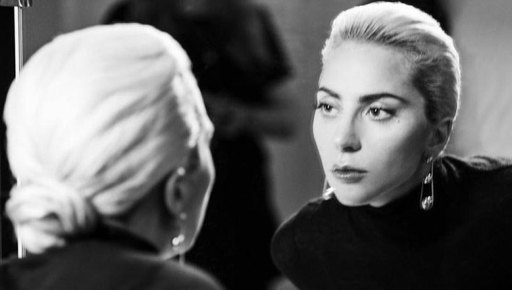 Lady Gaga posa para Tiffany & Co.