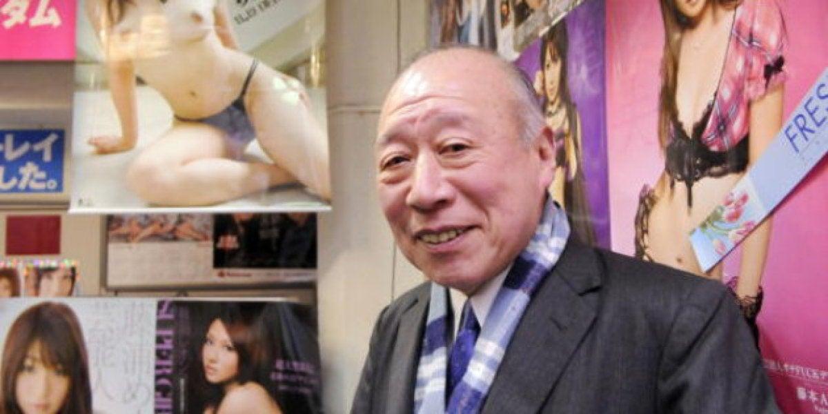 Shigeo Tokuda, el actor porno más anciano