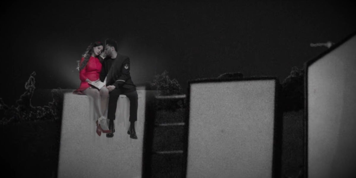 Lana del Rey y The Weeknd en 'Lust For Life'