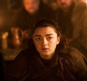 Arya Stark (Maisie Williams) en la nueva temporada de 'Juego de Tronos'