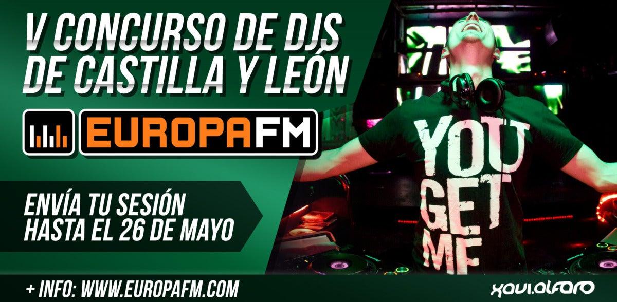 Concurso de DJs de Castilla y León