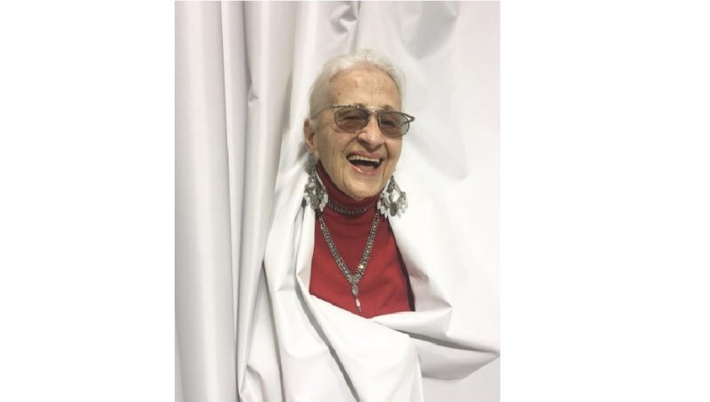 Ernie Stollberg, 'influencer' a los 95 años