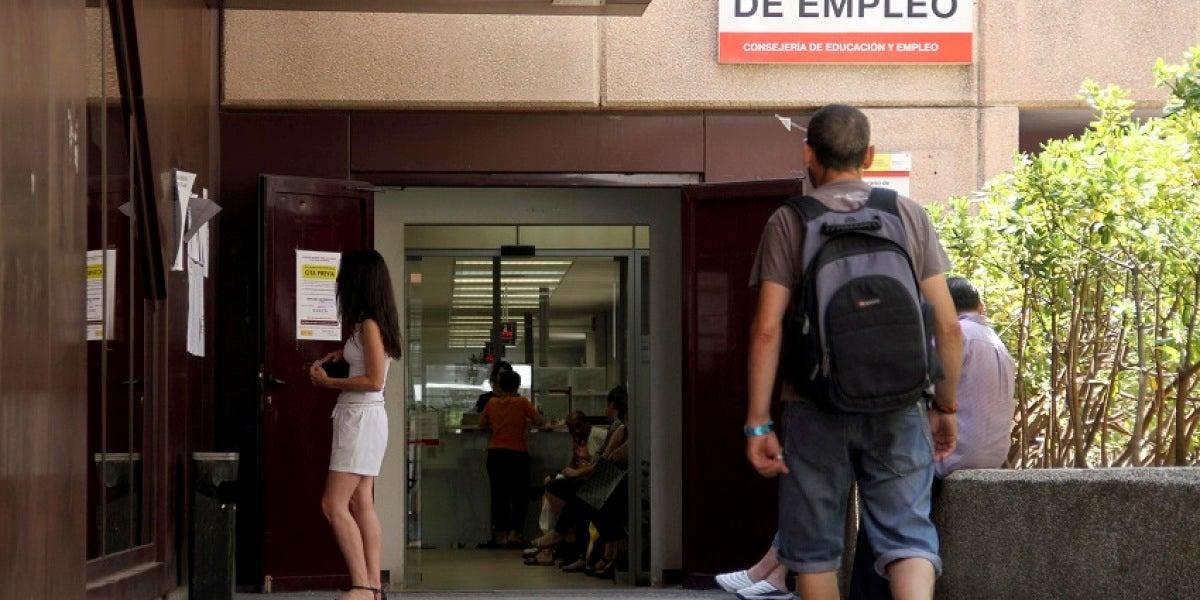 Oficina de empleo de Madrid