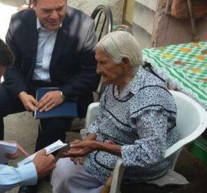Un banco mexicano se niega a abrir una cuenta a una anciana de 116 años que supera el límite de años