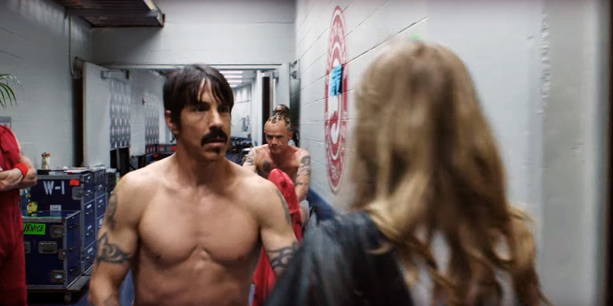 Red Hot Chili Peppers estrenan el vídeo de 'Goodbye Angels'
