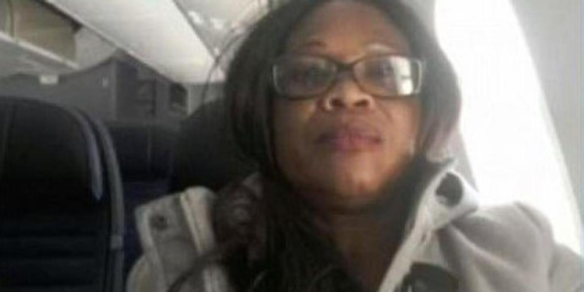 Lucie Bahetoukila, la afectada