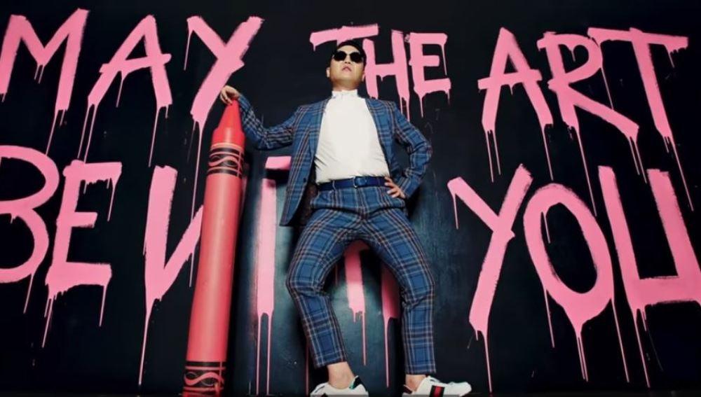 PSY lanza nuevo single