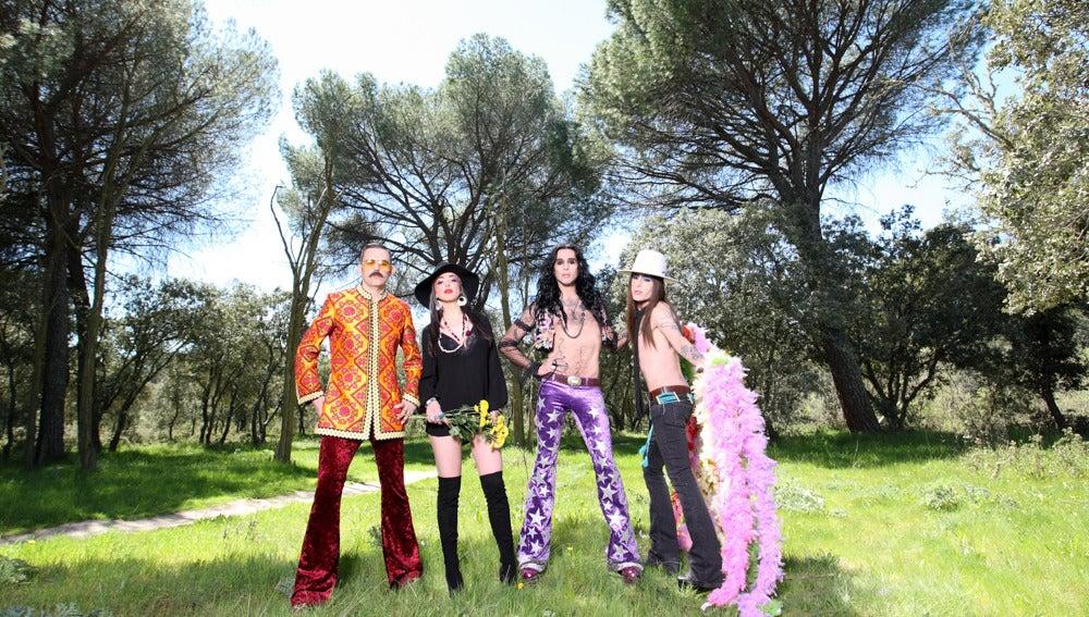 Nancys Rubias estrenan su nuevo single 'Marcianos Ye-Yés'