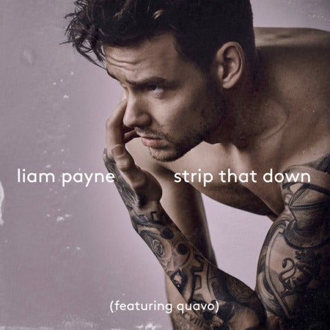 'Strip that down', el debut en solitario de Liam Payne