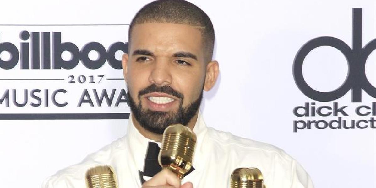 Drake, gran triunfador de los Billboard Music Awards 2017